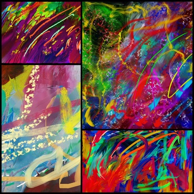 New Art Alert From Abstract Artist Ralph White