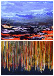 Artist Ralph White Paintings Place In Two Categories In Landscapes Art Competition